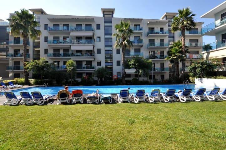 Apartment Tetiana, terrace, parking, garden, swimming pool,