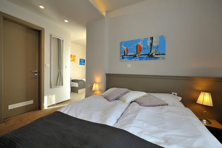 Deluxe Villa No.10 (Family hotel) - Room for three