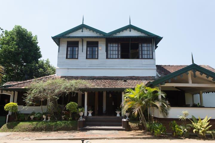 The Wattarantenne Bungalow - Kandy - Villa