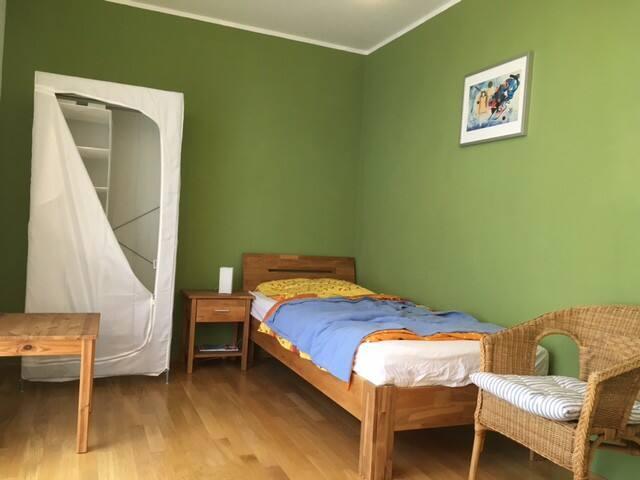 Gemütliches und modernes Zimmer in DD-Striesen