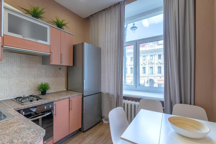 Luxury Kremlin Apartments Tverskaya, 17