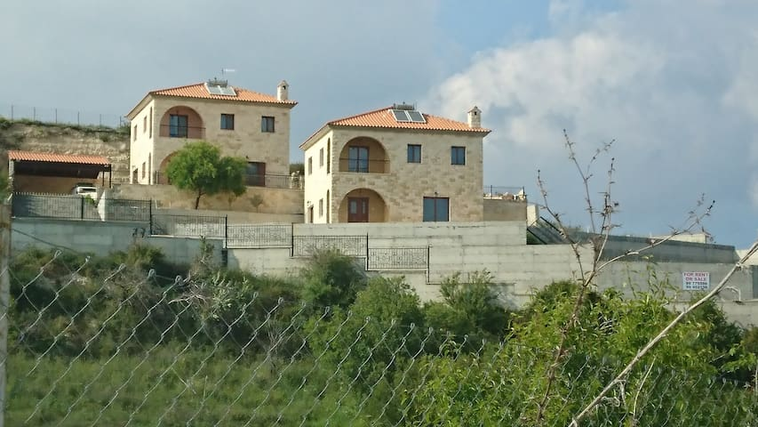 Νερουπος Βουνι HOUSE - Agios Athanasios - Villa