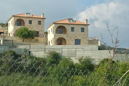 Νερουπος Βουνι HOUSE - Agios Athanasios - 別墅