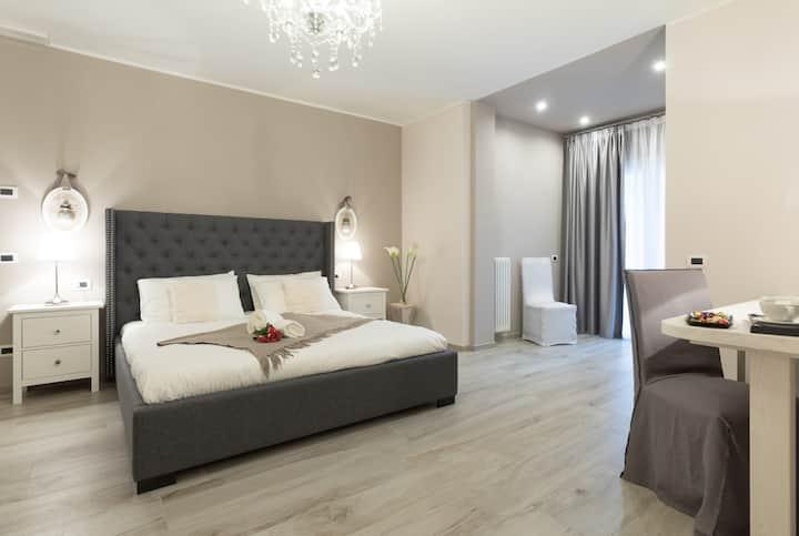 """B&B  Conca Verde """"Suite room"""" Lago & Montagna"""