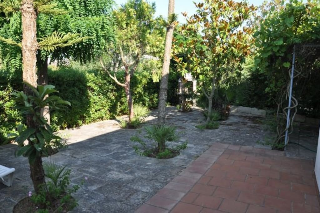 Veranda / Giardino