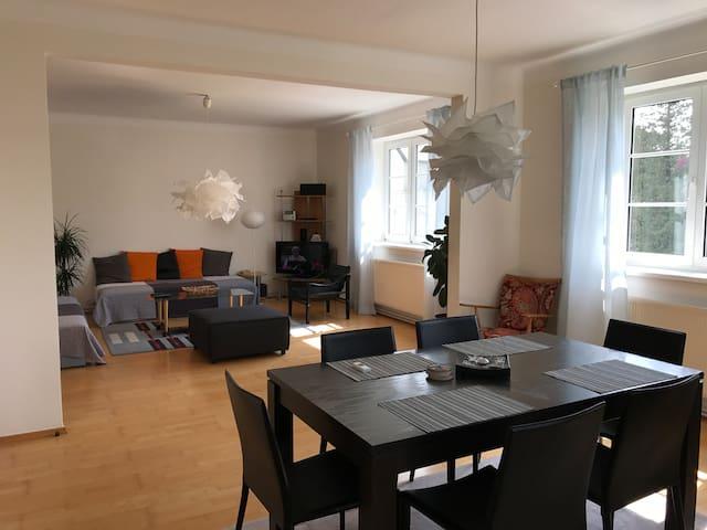 Großzügige sonnige Wohnung 85qm zentral mit Garten - Sankt Pölten - Byt