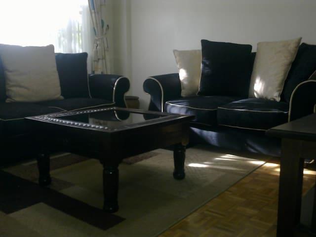 Cosy 1-Bedroom Furnished Apartment - Nairobi - Leilighet