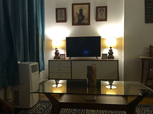 BEAUTIFUL Private Room in Vibrant East Harlem - New York - Appartement