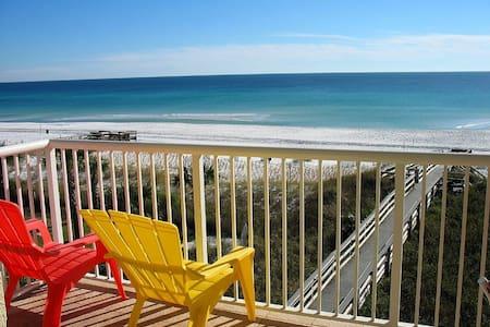 RIGHT ON OCEAN! Winter Deals-WrapAround Balcony - Fort Walton Beach