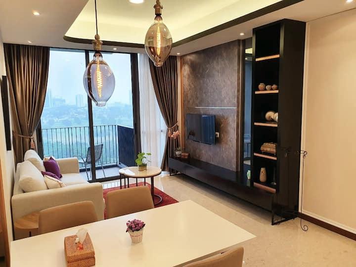 Cozy Marigold Condominium in The Center of BSD