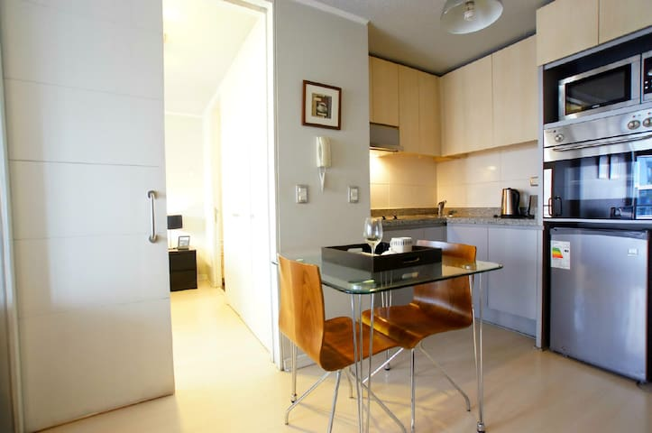 Double / Single Apartment - Alto Lyon Departamento - Providencia - Flat