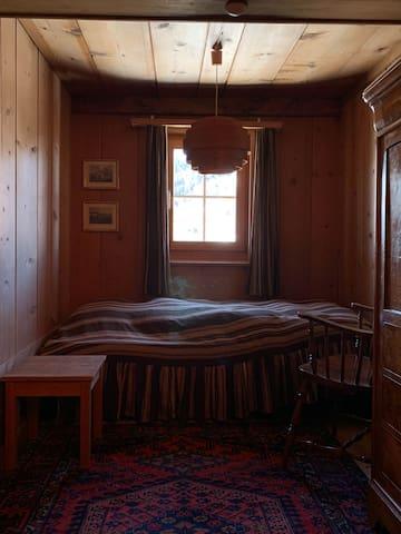 4.Schlafzimmer mit 1 Einzelbett