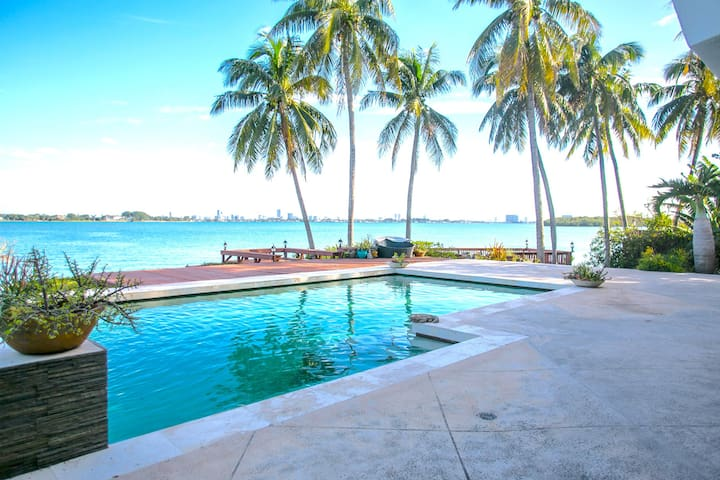 AMAZING OCEAN FRONT VILLA - North Miami - Villa
