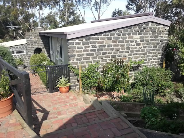 Quaint bluestone home - Highton - Hus