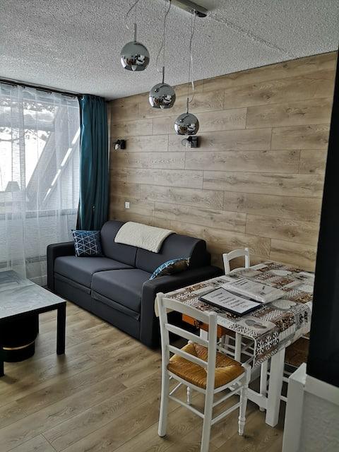 Appartement Piau-Engaly vue montagne