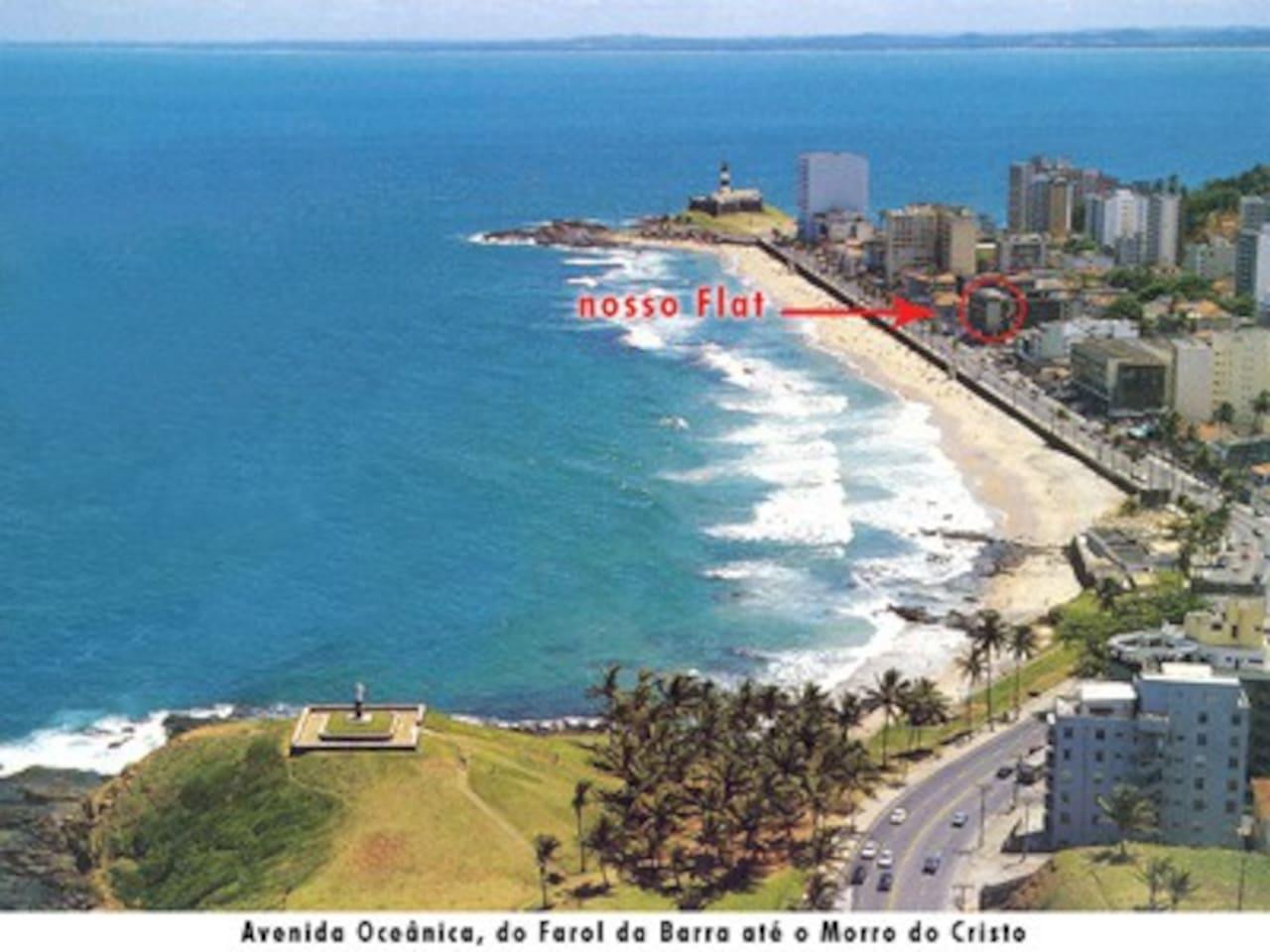 Avenida Oceânica, 409 - Praia do Farol da Barra