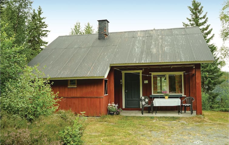 Holiday cottage with 2 bedrooms on 65m² in Morgedal