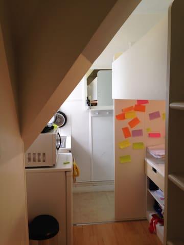 A parisian room - Paris - Wohnung