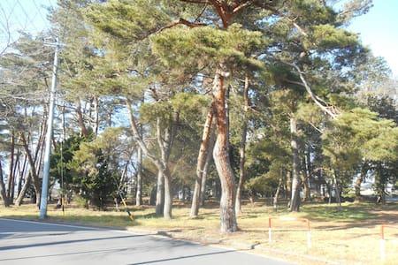 安曇野散策には最適「森のハイジ」203号室 - Azumino-shi - Wohnung