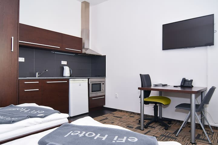 eFi Apartment with kitchenette