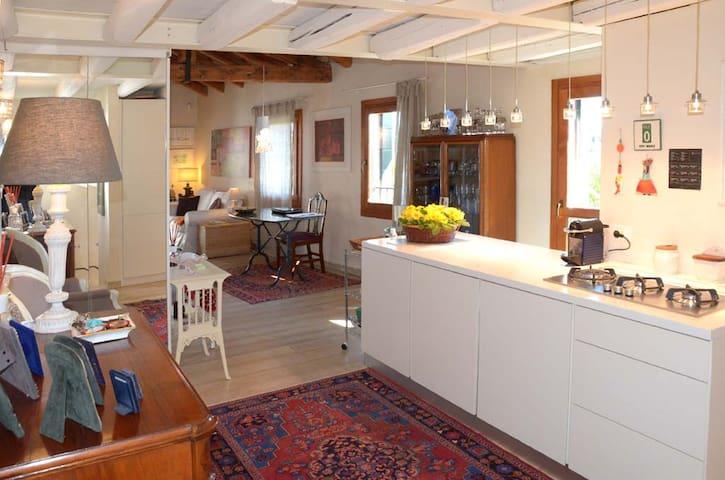 Style and design in the Villa - Le Grazie - Pis