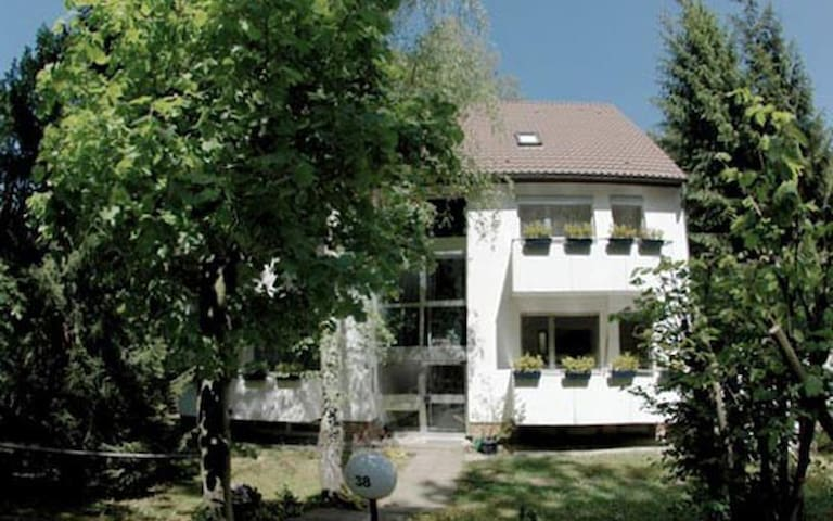 Apartments in the  nice district of Berlin Wannsee
