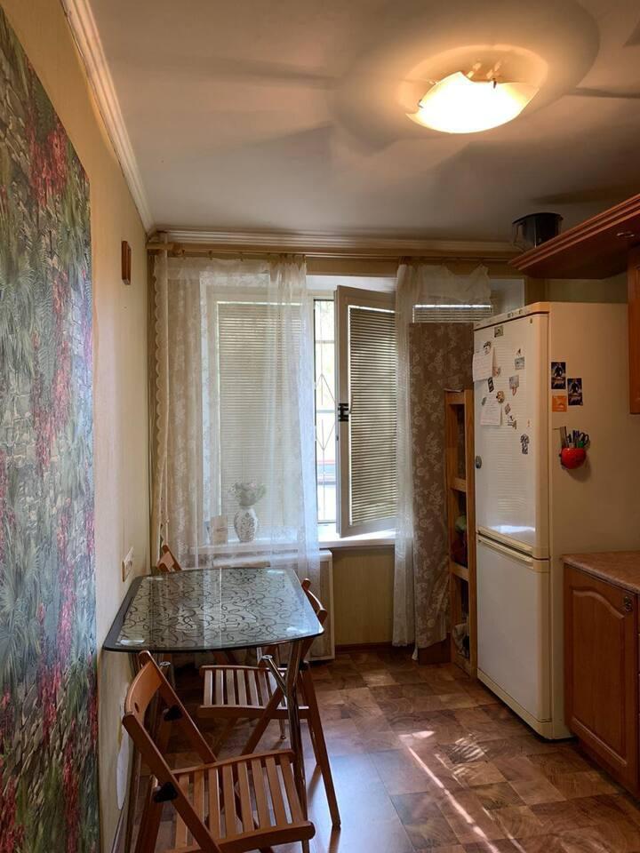 Квартира у метро Царицыно, рядом Царицынский парк