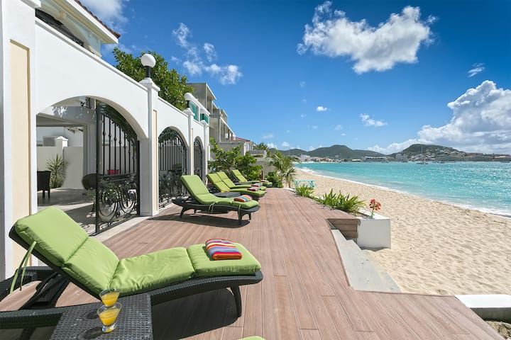 Dream Villa Simpson Bay Vittoria Beachfront