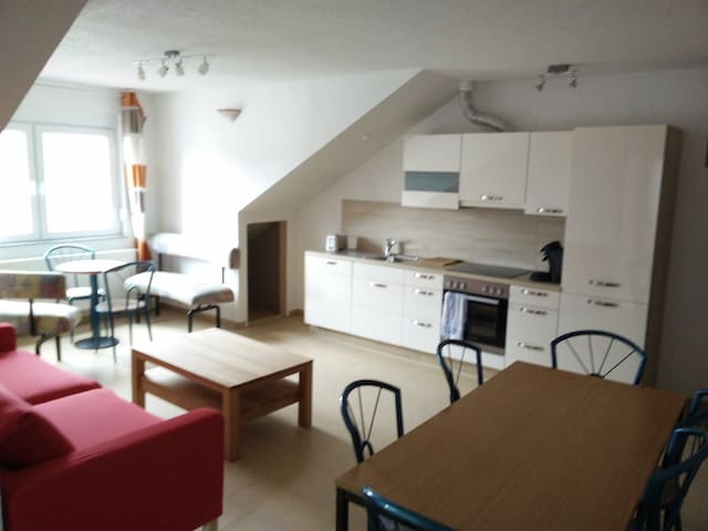 Flat in Kehl just 10min from Strasbourg - Kehl - Appartement