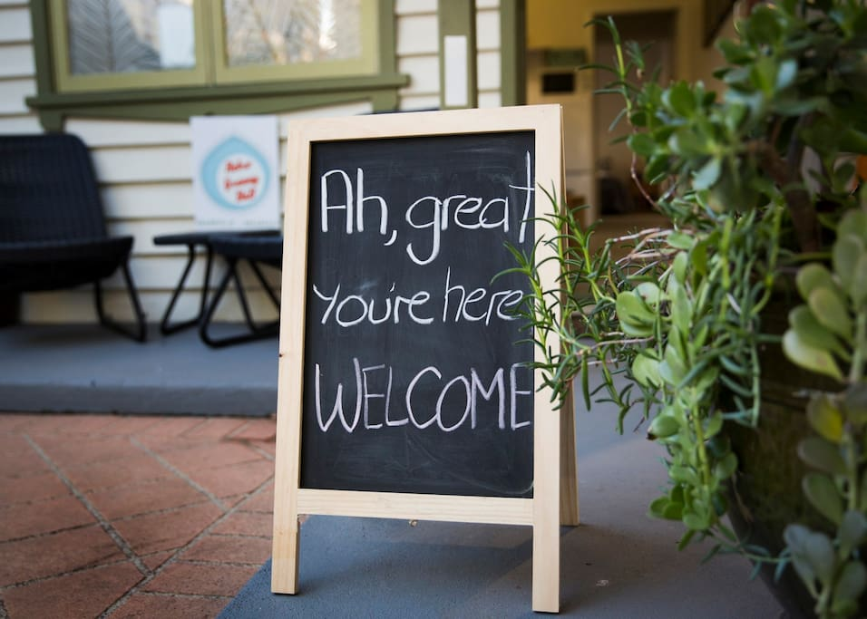 We just love hosting and trust you will feel that vibe during your stay