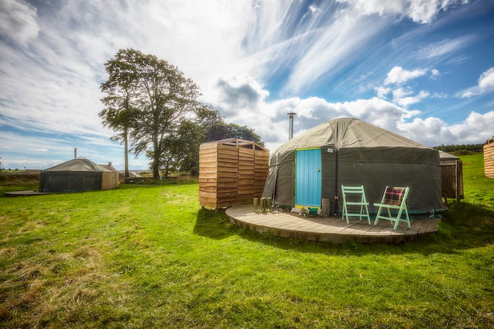 Swinton Bivouac - Meadow Yurt