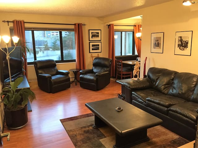Private Room (Shared Condo) in Downtown Seattle