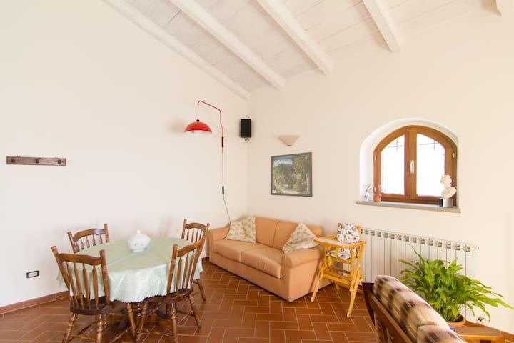 in casentino  casa colonica vacanze - Poppi - Villa