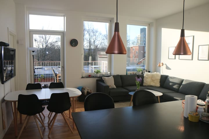 New modern apartment - Søborg - Appartamento