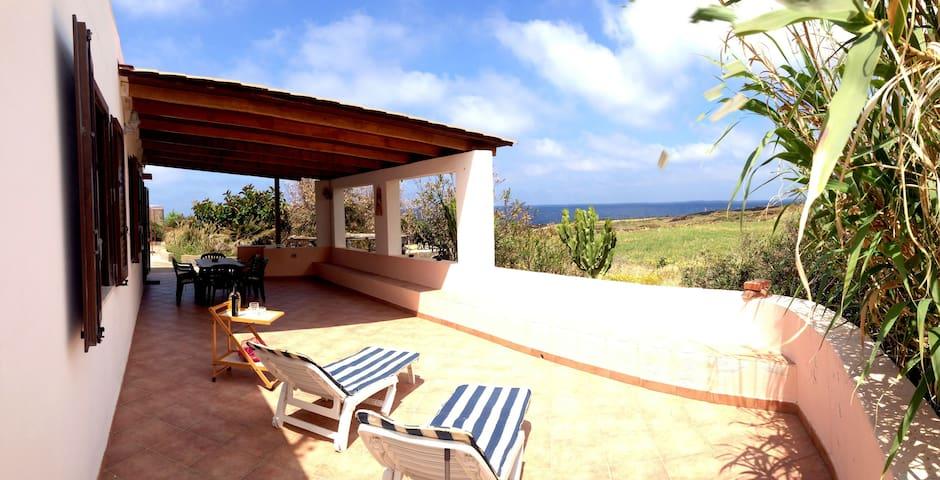 Dammuso fronte mare - Pantelleria - Talo