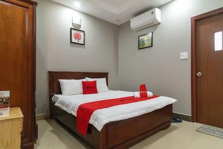 Warm room for rest Go Vap