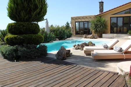 Amazing natural mediterranean hacienda - Katerini - Villa
