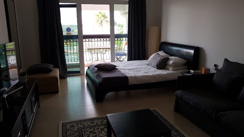 Fully Furnished Studio is Yas Island- Ansam