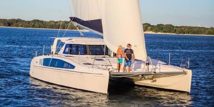 Overnight Stay on Luxury Catamaran