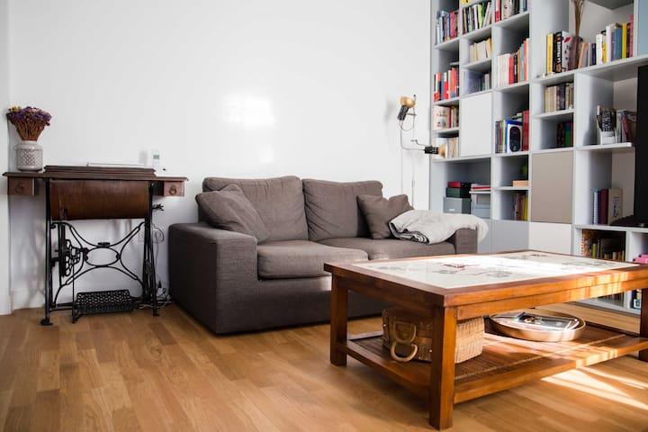 Somptueux appartement près du Bois de Vincennes