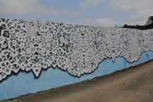 Moral em Grafitti