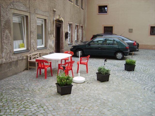 Ontdek hert Erzgebirge - Zschopau - Condominium