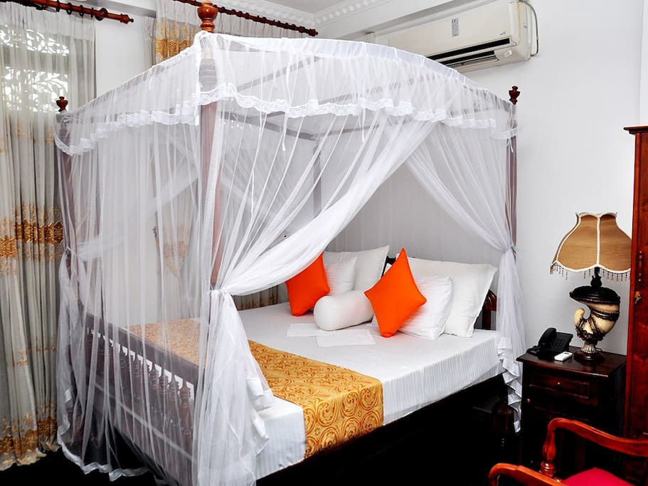 Luxurious Deluxe Double Rooms