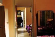 sleeping room apt. 1