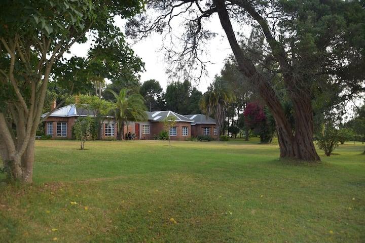 Mt Kenya Guest House.