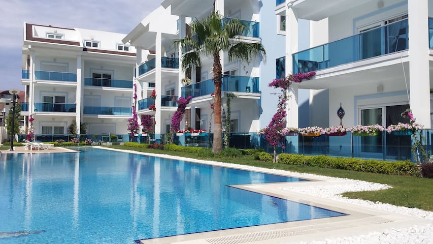 Aqua garden residence duplex apartment