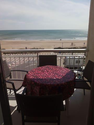 Apartamento vistas al mar