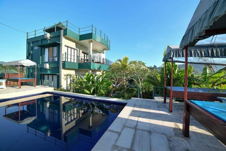 GumiBali Villa, Karangasem, Bali, Indonésie