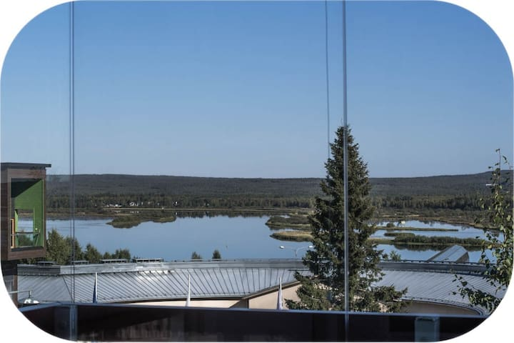 Hare´s Nest - with the best view in town