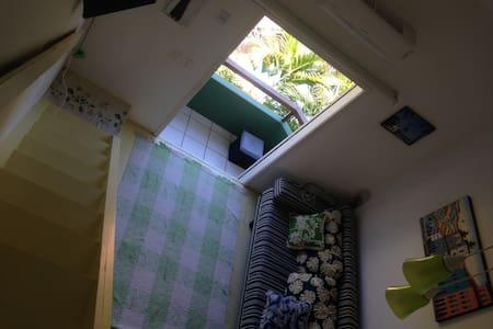 Flat com Mezanino em Praia do Forte - Apartment